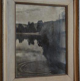 foto antigua con marco 42x52