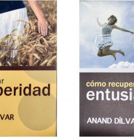 2 mini libros como recuperar el entusiasmo /como crear prosperidad