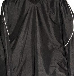 buzo impermeable Paul & Shark XXL color negro escote en V totalmente forrado