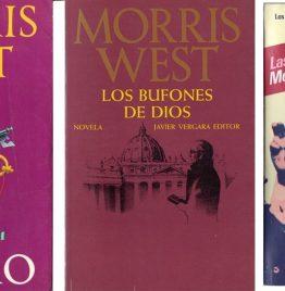 3 novelas de morris west precio por todas