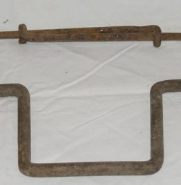 manivela manija para arranque + llave para rueda