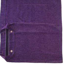 Funda De Almohadón Falabella - Color Violeta 70x42 Art Usado
