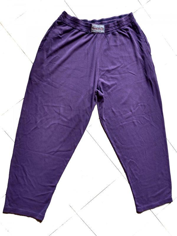 Pantalón de gimnasia violeta d´sign