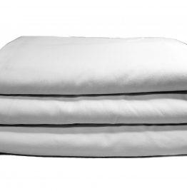 sábanas blancas oregon 2.46 x 2.60 art usado precio por c/u