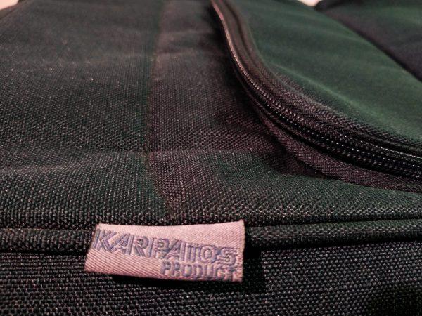 Valija de cabina Karpatos pacific luggage color verde 55 x 40 x25